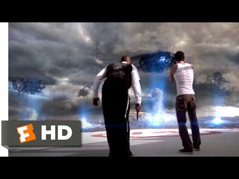 Skyline (2010) - The Abduction of a City Scene (2/10) | Movieclips