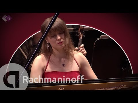 Rachmaninoff: Rhapsody on a Theme of Paganini - Anna Fedorova - Live Classical Music HD