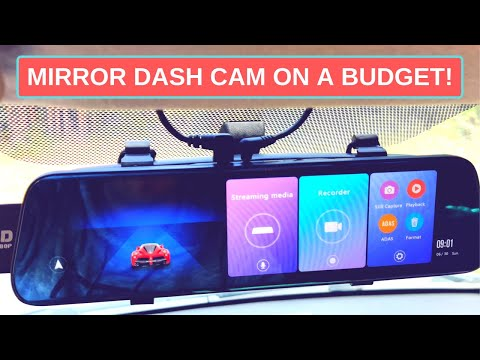 This Mirror Dash Cam Is Underrated! Acumen XR10
