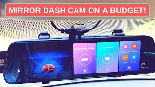 This Mirror Dash Cam is underrated! Acumen XR10