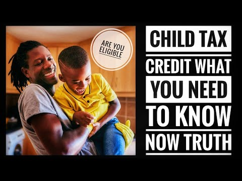 Who's Eligible For Child Tax Credit Payments