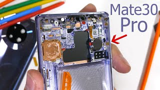 The Banned Smartphone TEARDOWN! - Huawei Mate 30 Pro