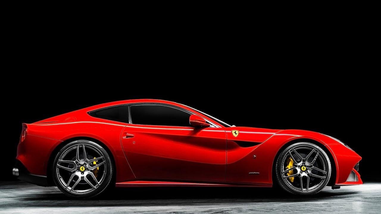 Kahn Tv Ferrari F12 On Kahn Monza Wheels Photoshoot
