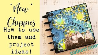 *New* Chippies!  How to use them and project tutorials! {This video is not intended for children}