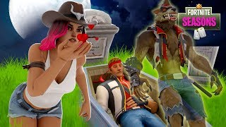 Calamity's KISS saves Dire's LIFE!! Fortnite Season 6 Short Film