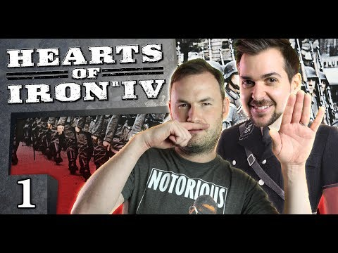 DOUBLE TROUBLE | Hearts of Iron IV