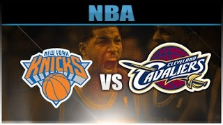 New York Knicks vs Cleveland Cavaliers  26 October 2016 Full Game