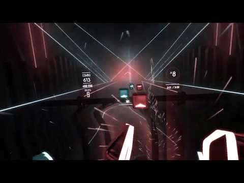 Beat Saber - Tie Me Down - Gryffin | Expert | Full Combo