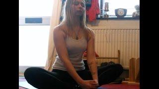 Calming Yoga Poses (Asanas) Sequence