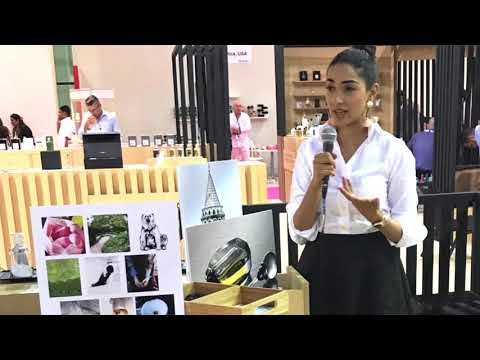 QUINTESSENCE BEAUTY WORLD '17, Dubai UAE