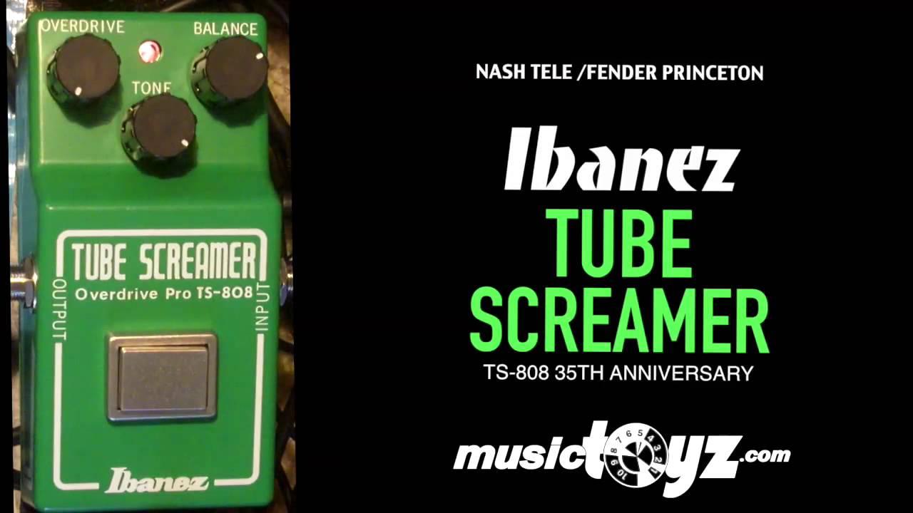 Ibanez TS808 35th Anniversary