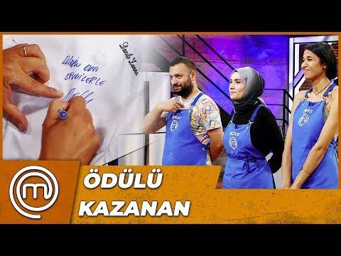 Danilo'nun Ceketini Kazanan Yarışmacı | MasterChef Türkiye 12.Bölüm
