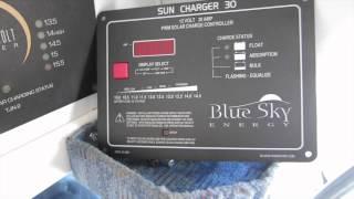 RV Solar system install