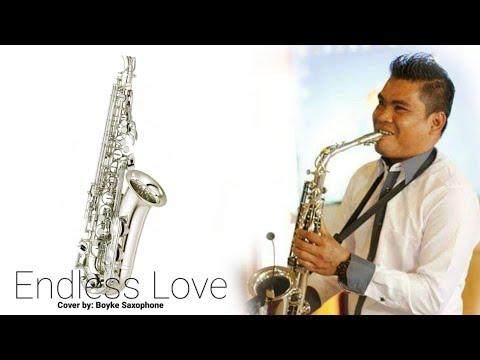 Endless love saxophone