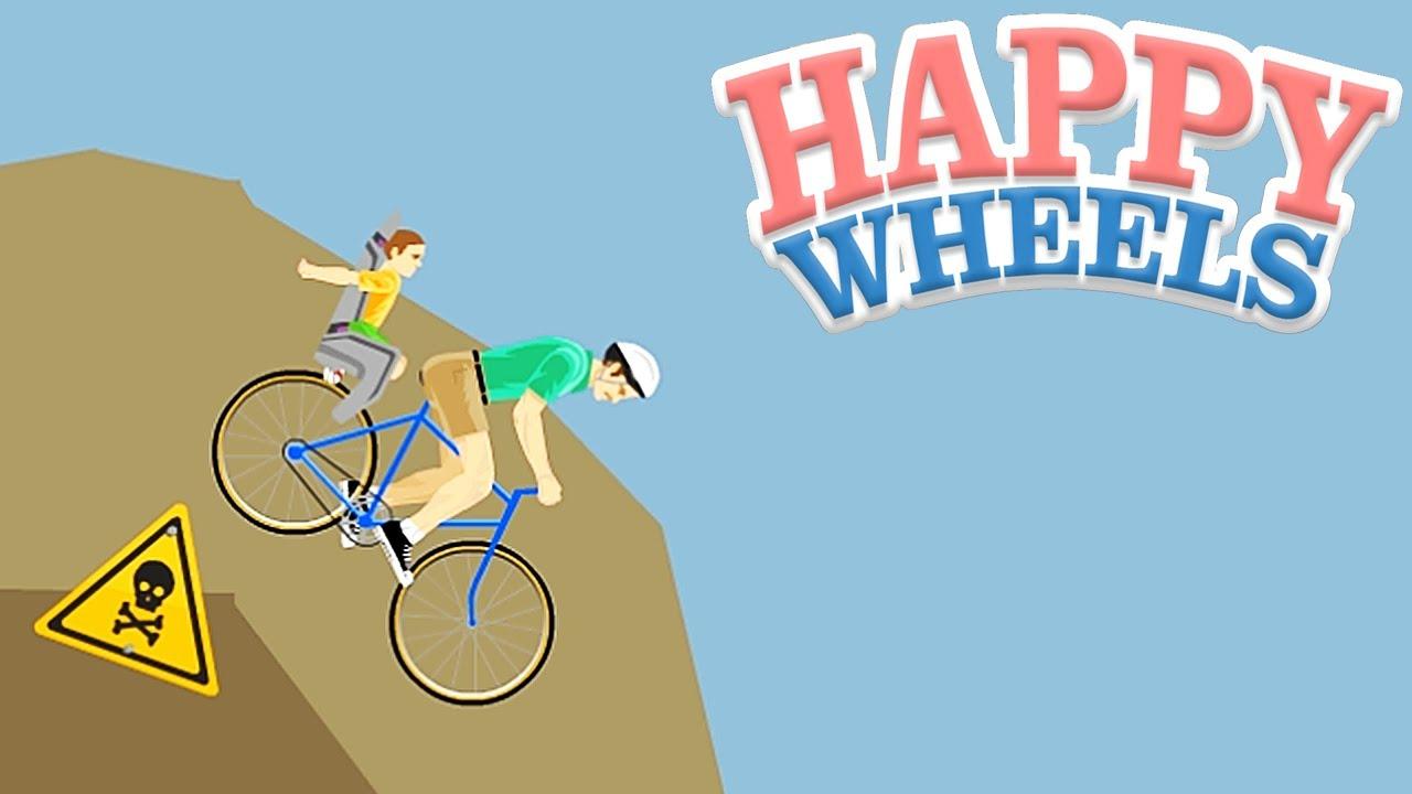 Happy wheels - Happy Wheels Xtreme Mtn Bike