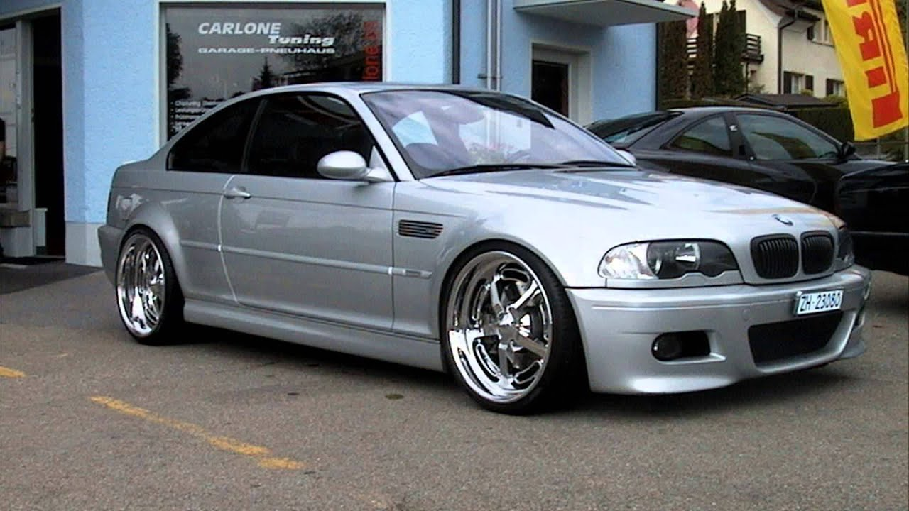 Bme 3 Series E46 Tuning Projects