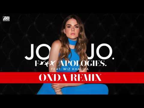 JoJo - Fuck Apologies feat. Wiz Khalifa (Onda Remix) [Official Audio]