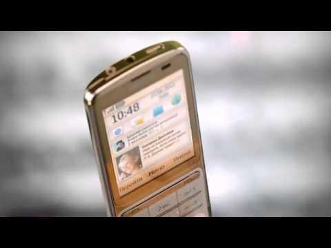 Điện thoại Nokia C3 01 Gold Edition  Chính hãng cực rẻ quangmobile