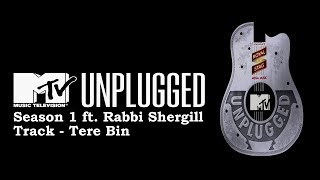 Rabbi Shergill - Tere Bin - MTV Unplugged - Season 1