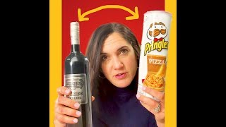 This Mom Drinks Wine from a Pringles Can | Mom Vs | Well Done