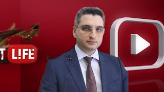 Абрамов Юрий Викторович -трейлер канала на Youtube