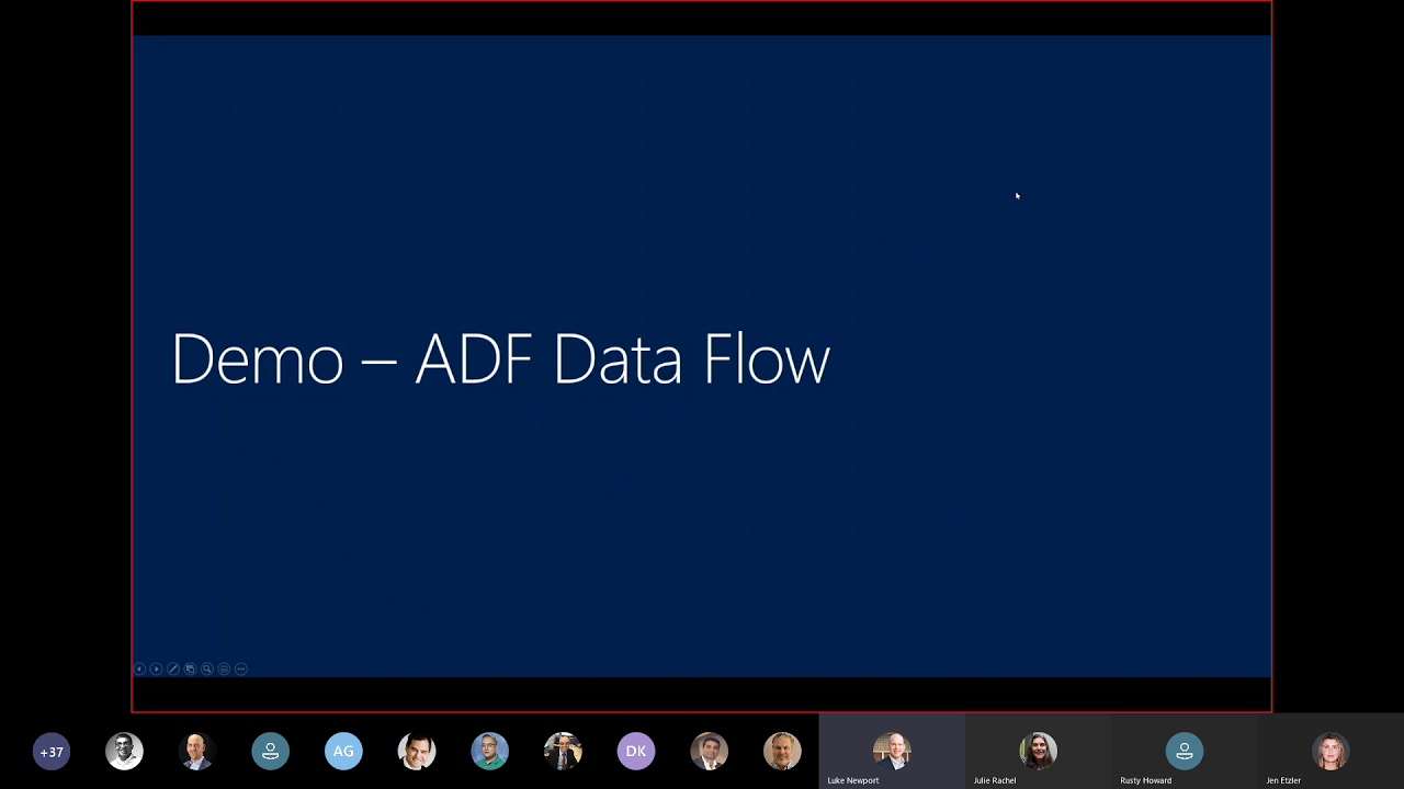 Azure Data Factory Data Flows