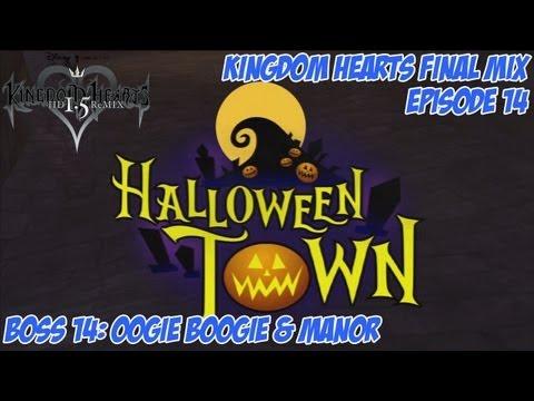 Kingdom Hearts 1.5 Remix - Kingdom Hearts: Final Mix - Episode 14: Halloween Town