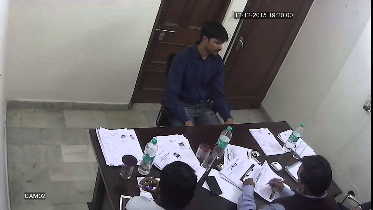 ssc cpo si in delhi police capf mock interview