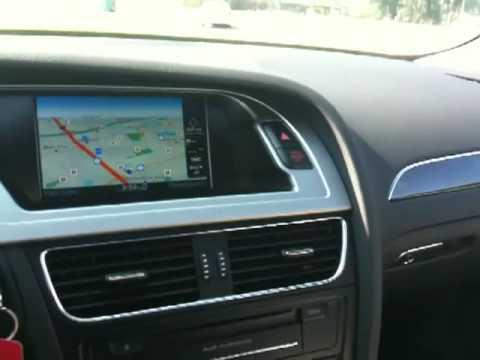 2010 Audi S4 Interior Notes