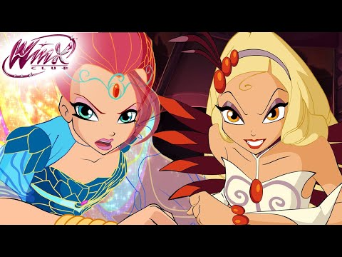 Winx Club - Bloom VS Diaspro