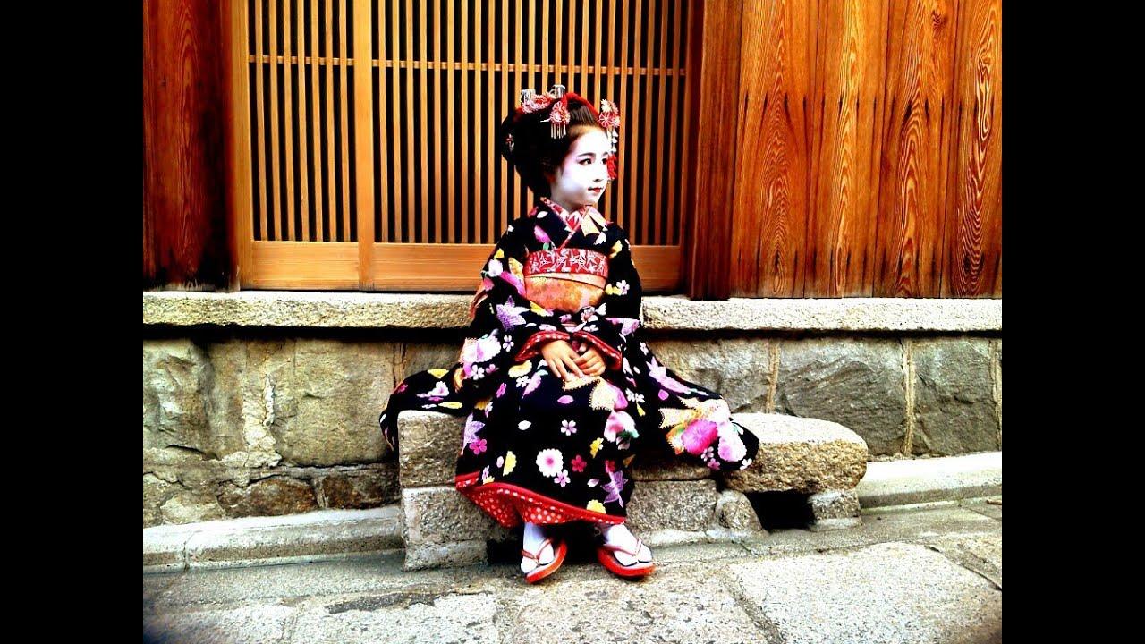 Kyoto Geisha Maiko Makeover  YouTube