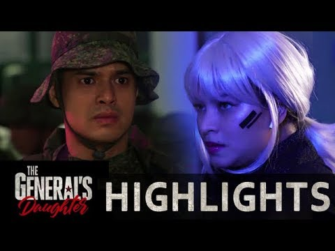 Ethan works together with Rhian to capture Tiago | The General's Daughter (With Eng Subs)