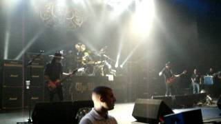 MotorHead I know How To Die Plymouth (live) 14.11.11