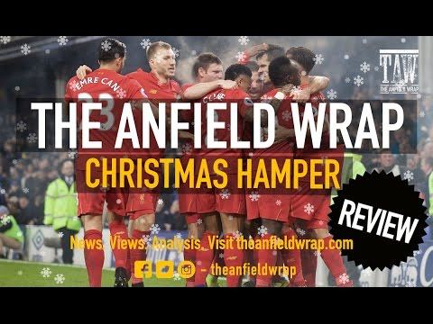 Christmas Hamper: Everton 0 Liverpool 1 - The Review