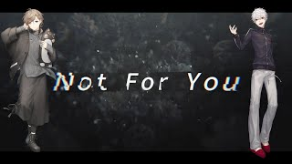 3/18発売「SMASH The PAINT!!」収録曲【『Not For You』叶/葛葉】公式ワンコーラスPV