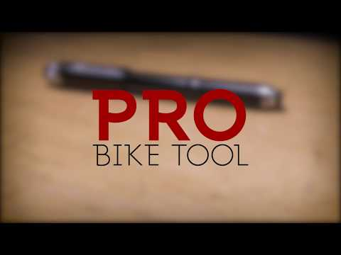 Bike Pump with Gauge: How to use a PRO BIKE TOOL Pump with Gauge