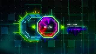 Daft Punk - Veridis Quo (Cyberdesign Remix) HD