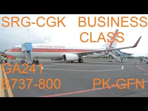 Retro Flight #22 Flight Report With Garuda Indonesia