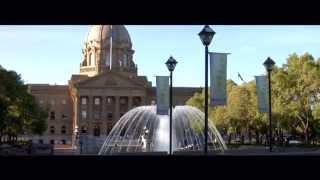 Tour of Alberta Legislature