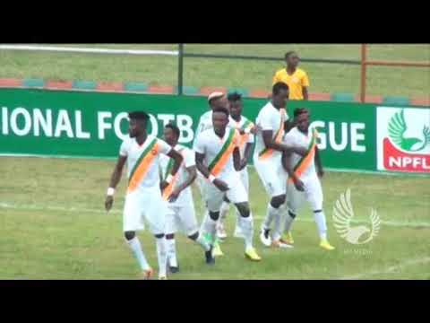 GO ROUND FC VS NIGER TORNADOES - MD17 Highlight