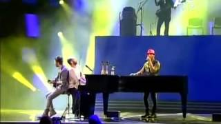 Camila   Coleccionista de Canciones Viña del Mar 2012