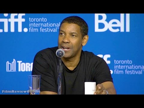 The Equalizer - EXCLUSIVE Denzel Washington on his first day