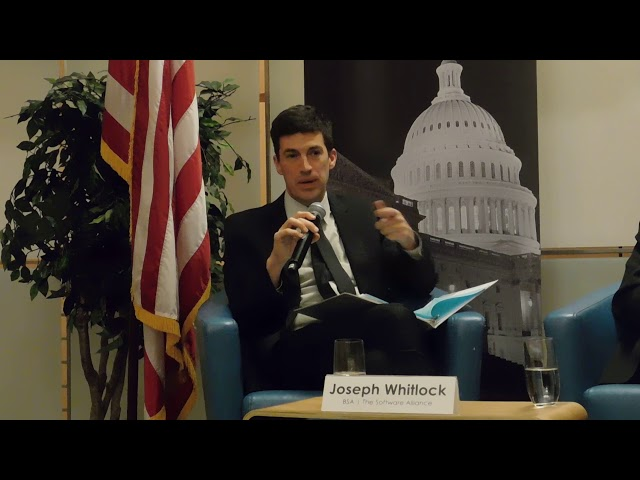 2/14/19 What is the Future for Digital Trade Policy?   Part 2