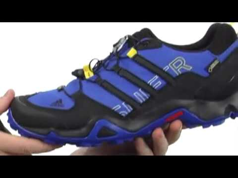 4fc6613ab7211 adidas Outdoor Terrex Swift R GTX® SKU  8157563 - YouTube
