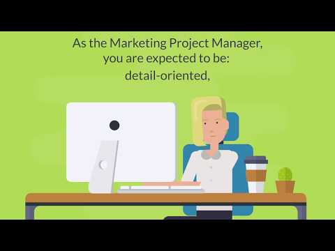 DR  Marketing Project Manager