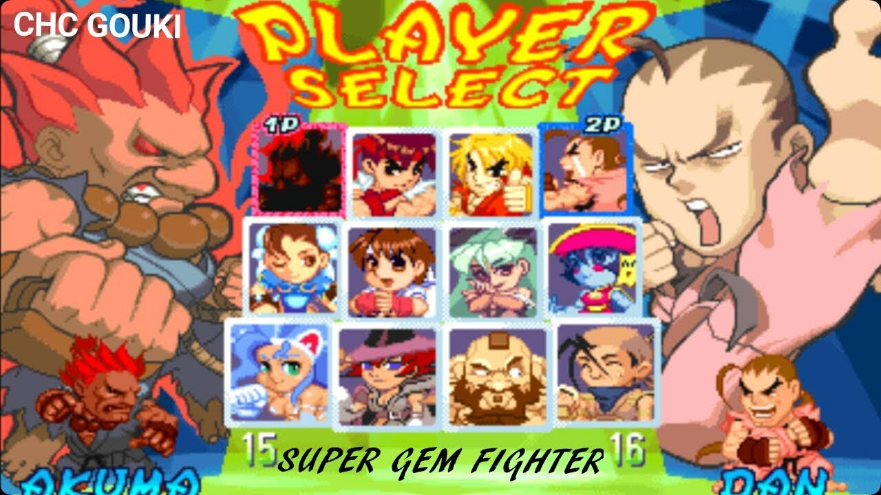 gem fighter android
