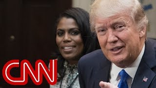 Omarosa releases recording of call with Trump thumbnail