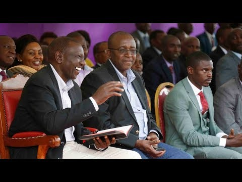 DP Ruto, other leaders expected to attend Senator Linturi\'s dad burial