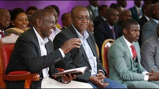 DP Ruto, other leaders expected to attend Senator Linturi's dad burial