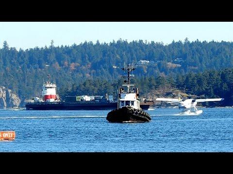 Seaspan Challenger  Barge Coastal Spirit